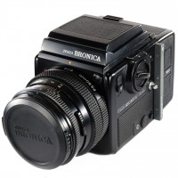 Zenza Bronica SQ-Ai 6x6 with Zenzanon PS 80mm + Waist Level Finder + 120 SQ-i