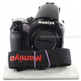 Mamiya 645AFD II Body Only for Digital Back Phase One ZD 22M Leaf 22MP 80MP 40MP